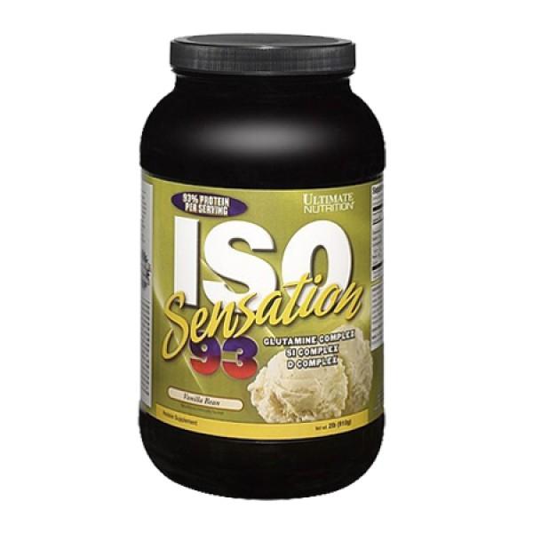 Iso Sensation 93 - 910g - 1