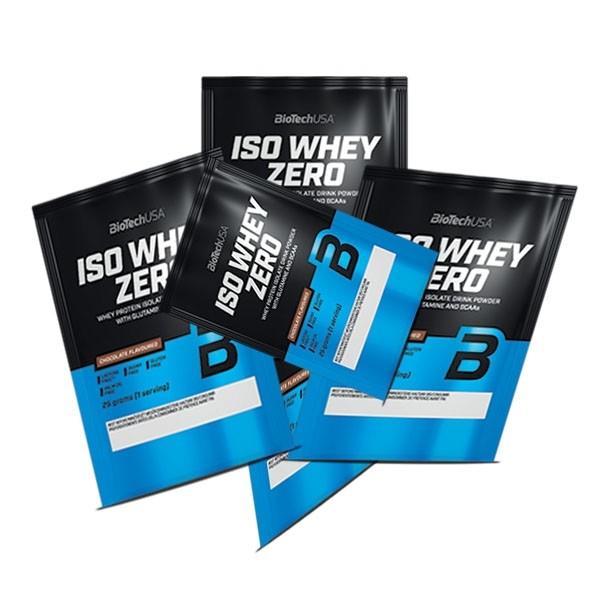 Iso Whey Zero 20 x 25g Biotech - Comprara na Nutribody
