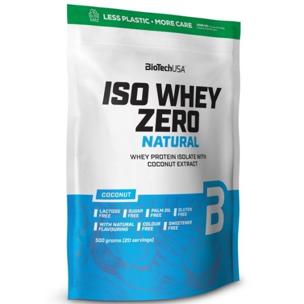Iso Whey Zero Natural 500g Biotech