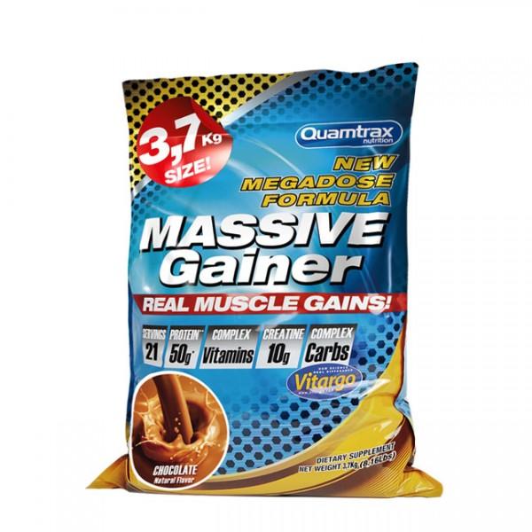 Massive Gainer 3,7Kg Quamtrax