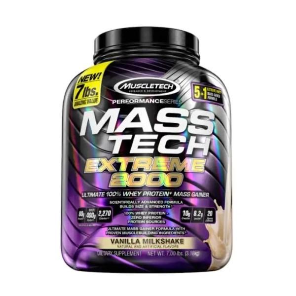 Mass Tech Extreme 2000 3,18Kg Muscletech