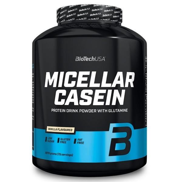 Micellar Casein - 2,27kg Biotech USA