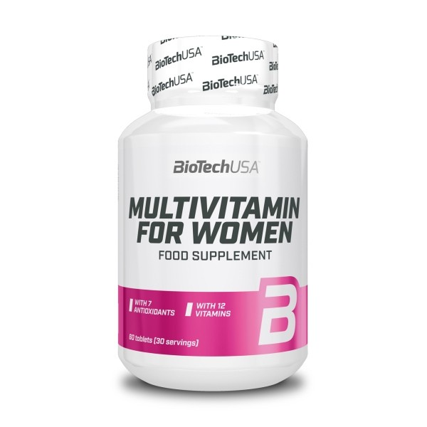 Multivitamin for Women BioTech