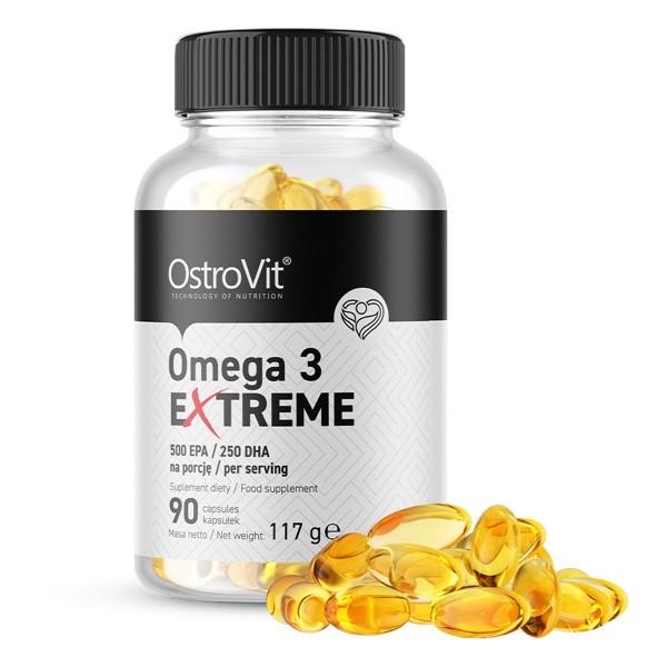 Omega-3 Extreme (750mg EPA / 250mg DHA) Ostrovit