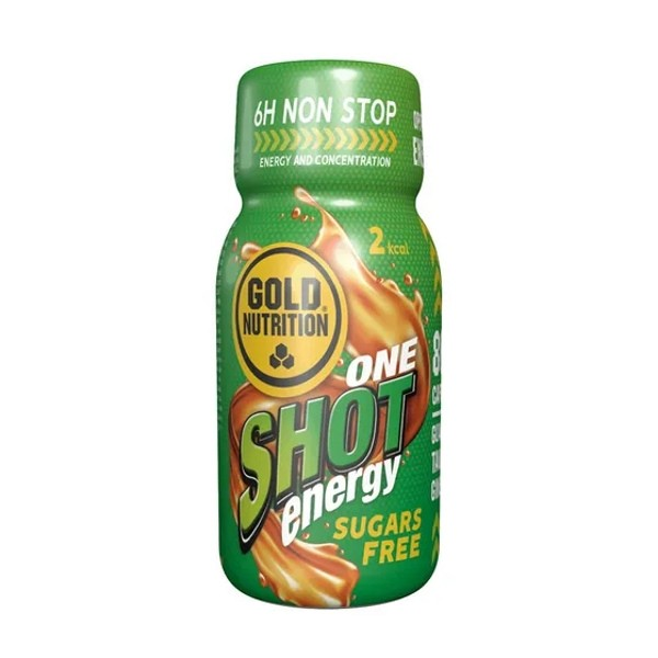 One Shot Energy - 60ml Gold Nutrition