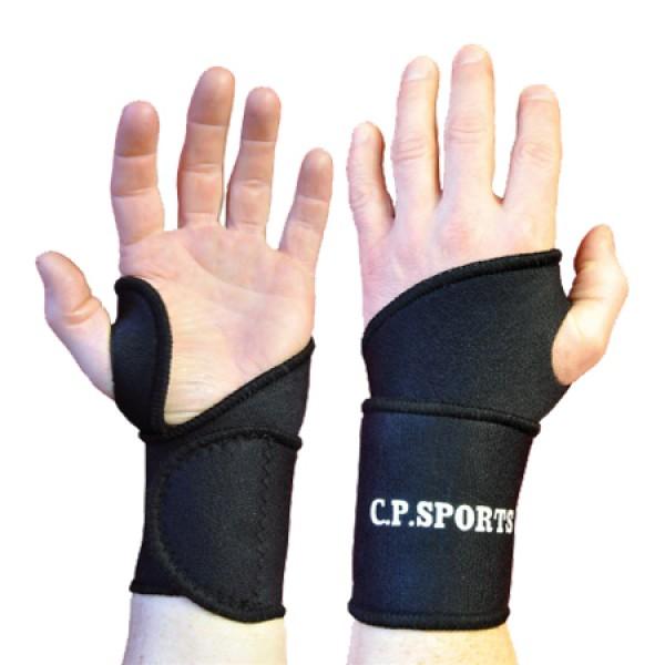 Protetor de Pulso Esquerdo CP Sports ao Melhor Preço | Acessório Para Proteção no Treino