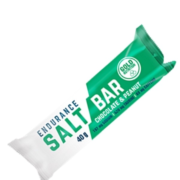 Salt Bar 40g Gold Nutrition