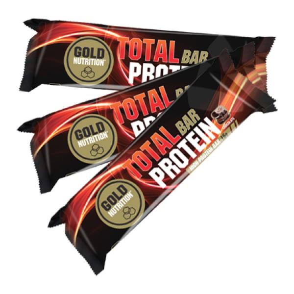 Total Whey Bar 7 x 46g + 1 Grátis