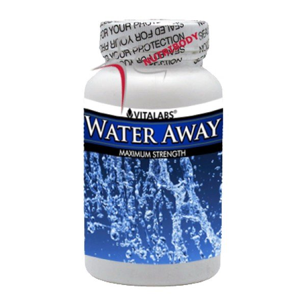 Water Away 60 Caps Vitalabs