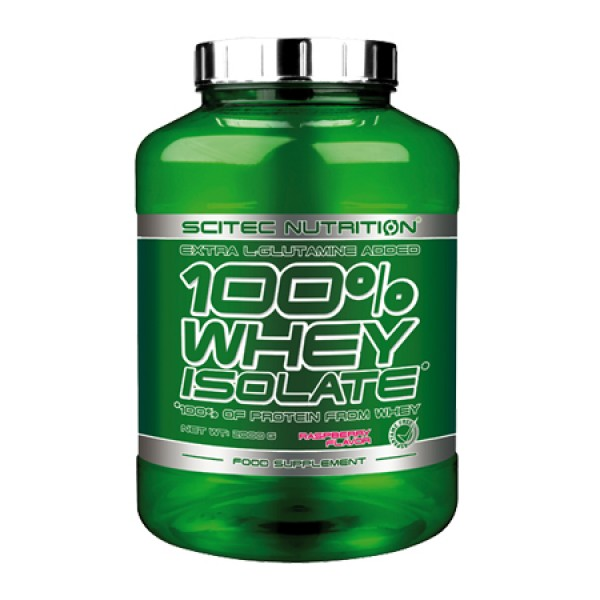 100% Whey Isolate 2Kg Scitec Nutrition