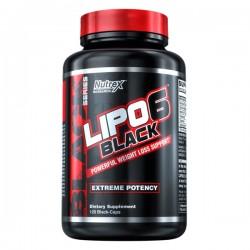 Lipo-6 Black U.S.A. - 120 gélules