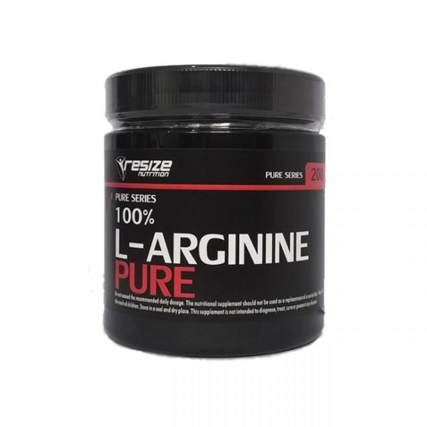 L-Arginina Pura 200g Resize Nutrition