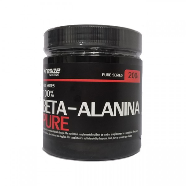 Beta-Alanine 200g Resize Nutrition