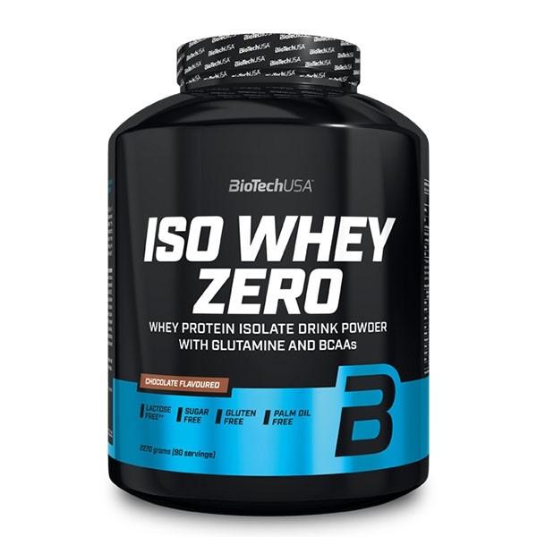 Iso Whey Zero 2,27Kg Biotech Proteína Isolada