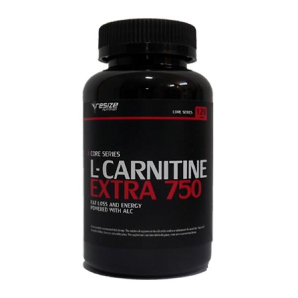 L-Carnitine Extra 750 - 120 cápsulas
